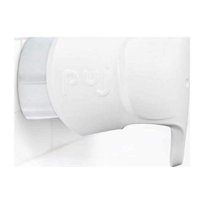 Snug Faucet Spout Cover, White