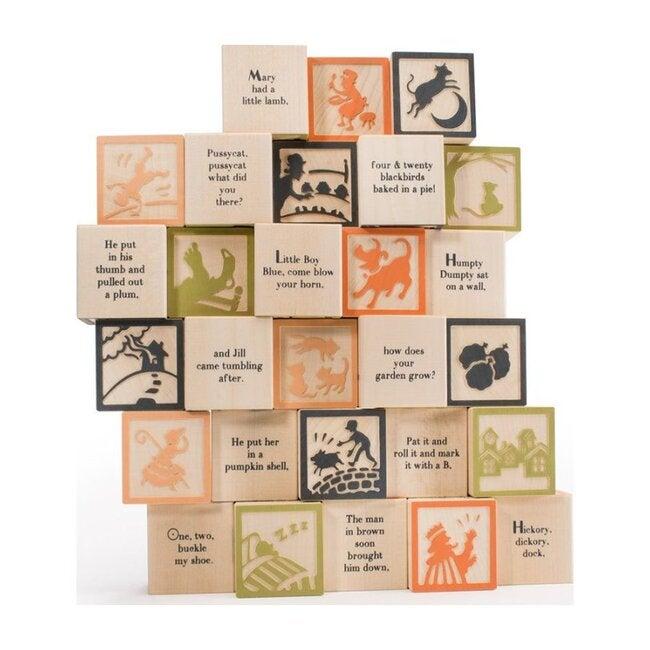Nursery Rhyme Favorite Blocks