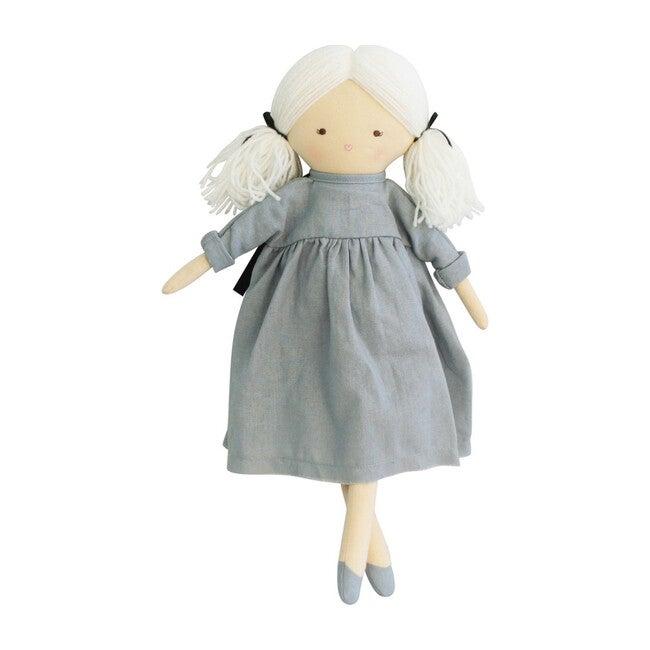 Matilda Doll in Grey