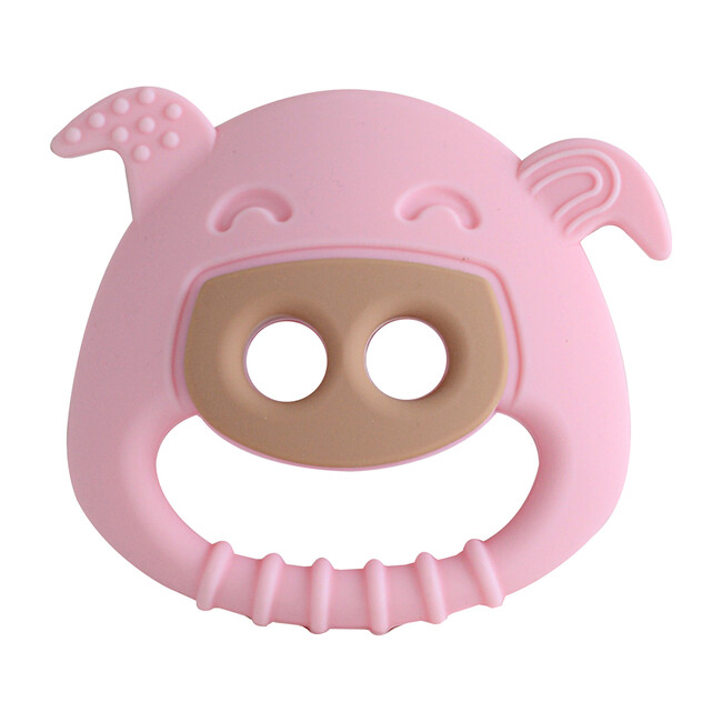 Sensory Teether - Pokey the Piglet