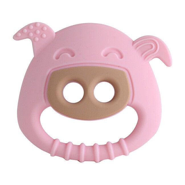 Sensory Teether - Pokey the Piglet - Developmental Toys - 1