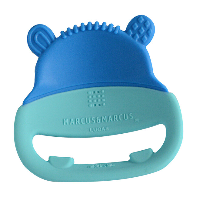 Sensory Teether - Lucas the Hippo