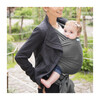 Moby Wrap Evolution, Charcoal - Carriers - 3
