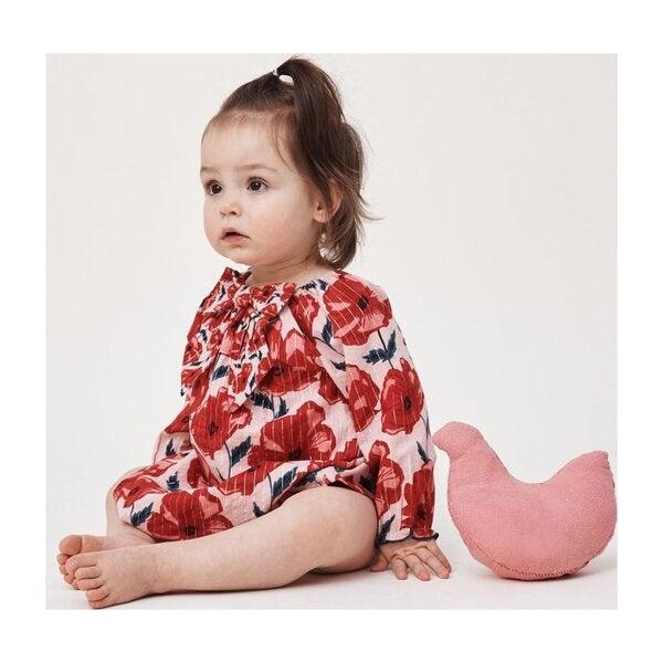 Lexi Dress, Rose Floral