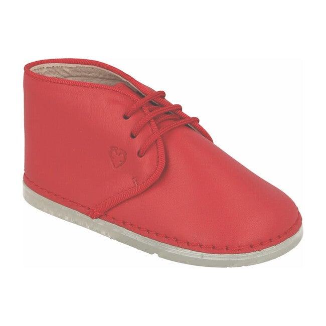 Leon Desert Boot, Tomato