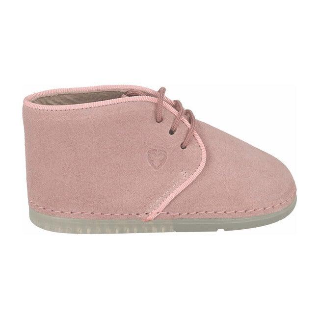 Leon Desert Boot, Pink