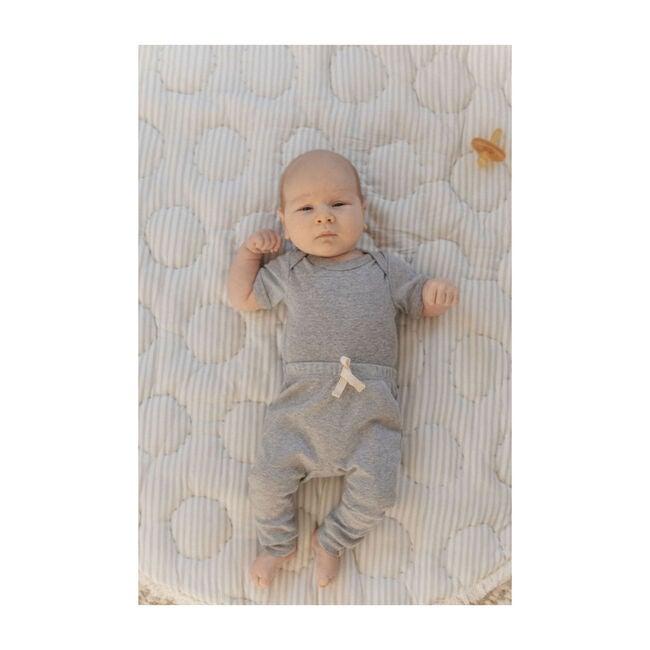 Laurence Baby Legging, Heather Grey