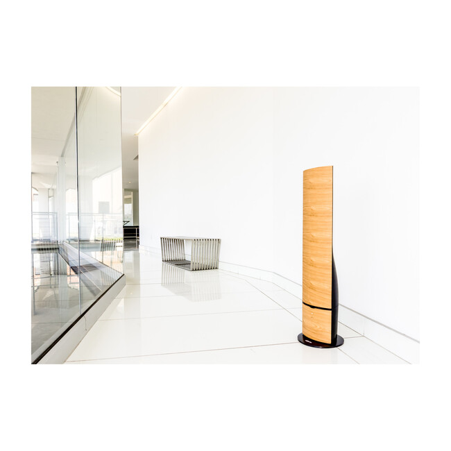 W9 Humidifier, Light Wood
