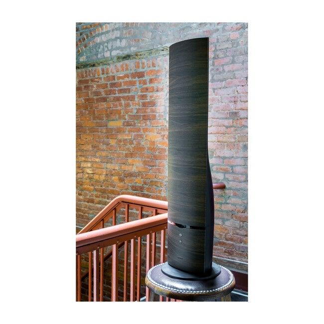 W9 Humidifier, Dark Wood