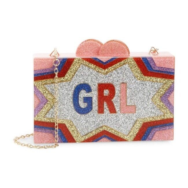 Grl Pwr Box Bag