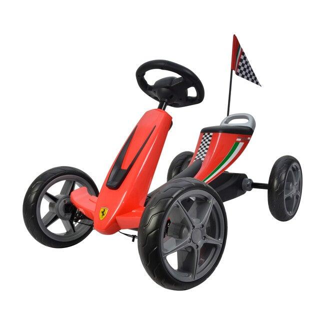 Ferrari Go Kart, Red