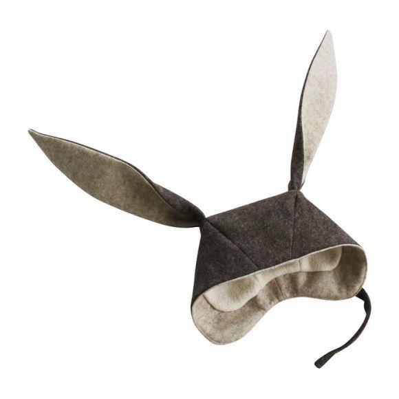 Flopsy Bunny Hat, Toast