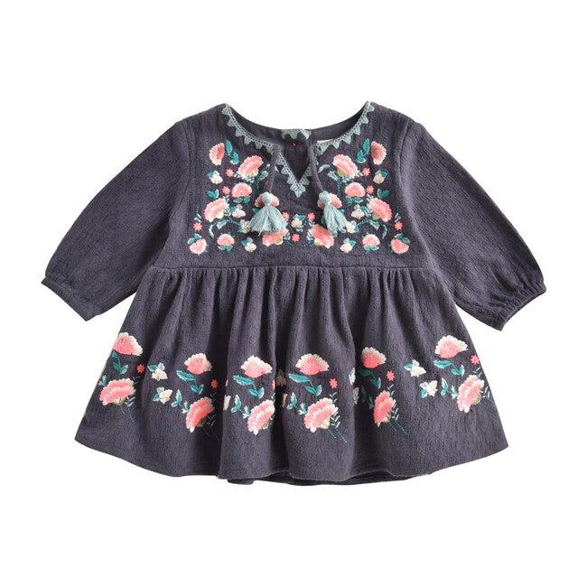 Baby Cuzco Dress, Storm