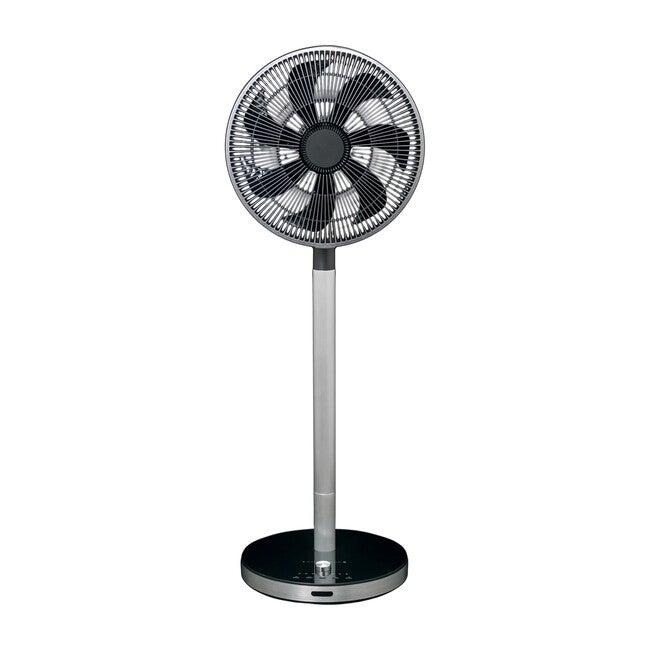 Flow by Objecto F5 Pedestal Fan, Black