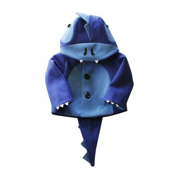 Dinosaur Coat, Blithe Blue