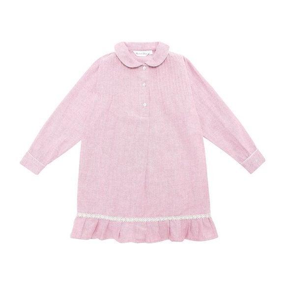 Debie Pink Nightgown, Pink