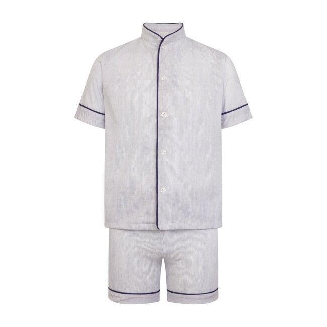 David Pyjamas, Blue Stripe