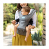 2-in1- Carrier + Hipseat