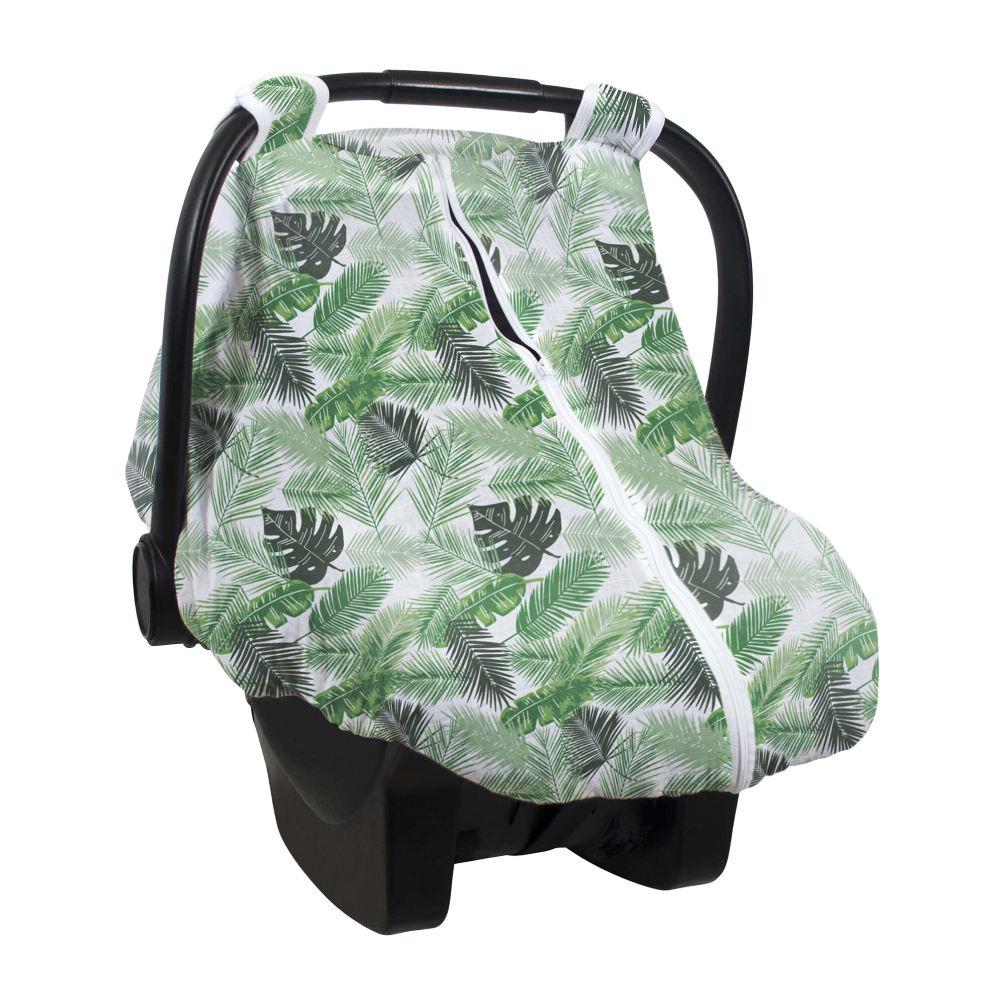 Car Seat Cover, Palms