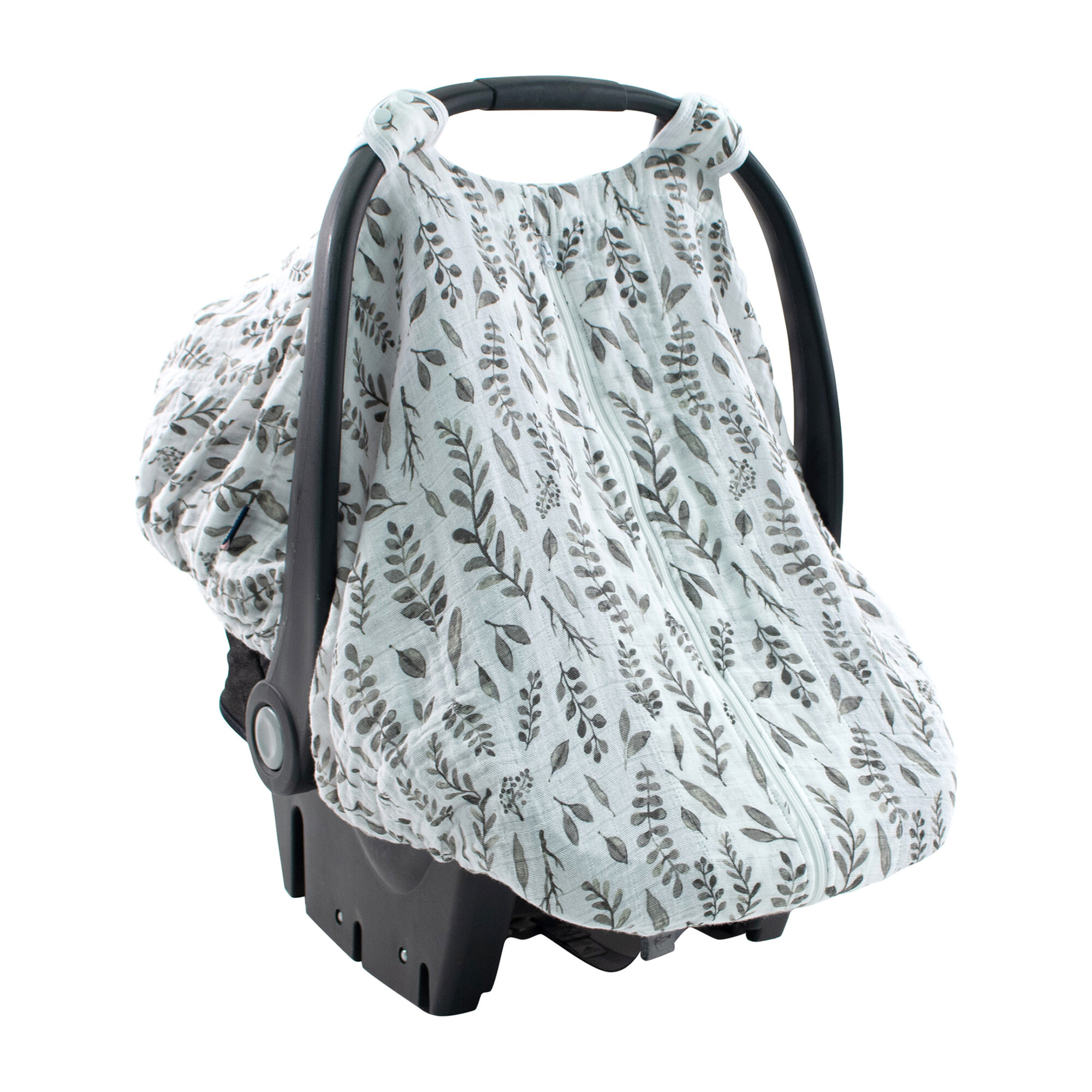 Car Seat Cover, Leaves