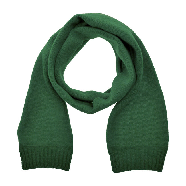 Bute Scarf, Forest Green