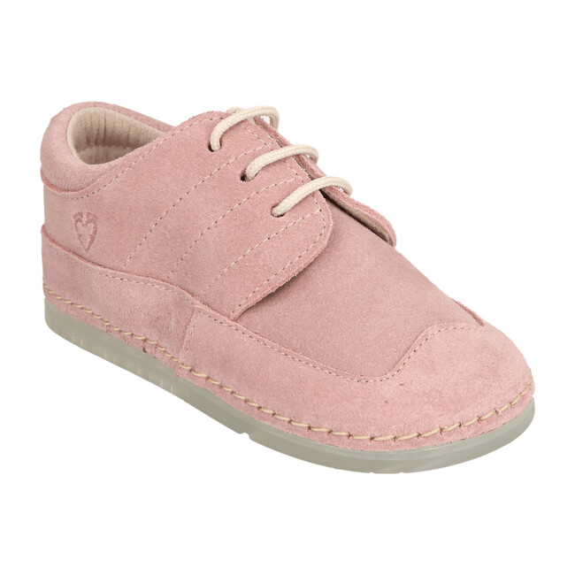 Bilbao Lace Up Sneaker, Pink
