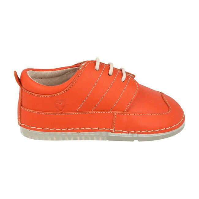 Bilbao Lace Up Sneaker, Tangerine
