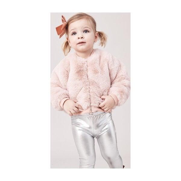 Bomber Jacket, Powder Pink