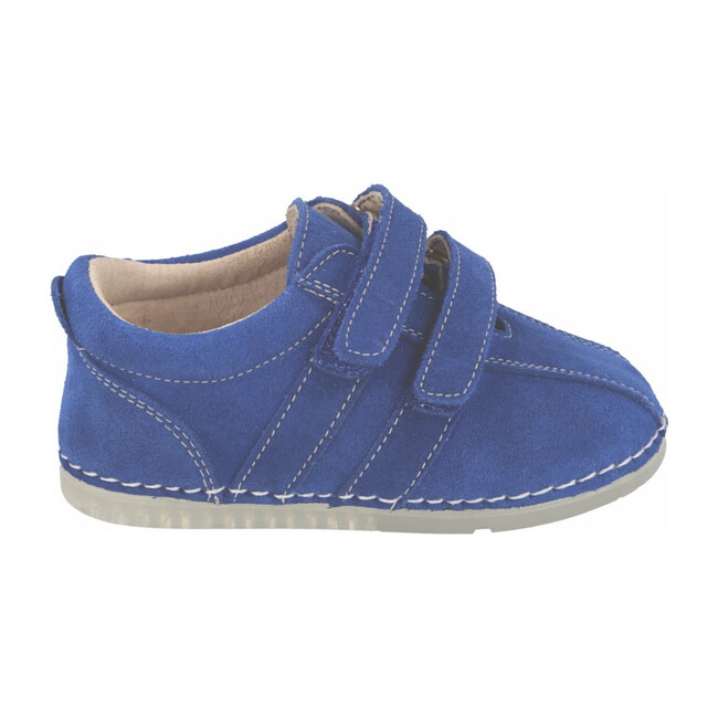 Barcelona Velcro Sneaker, Bluebird