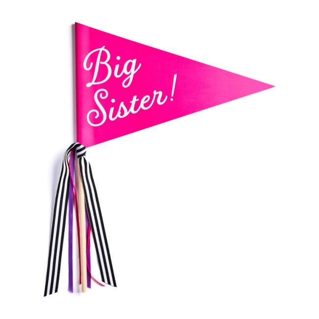 Big Sister Banner, Pink