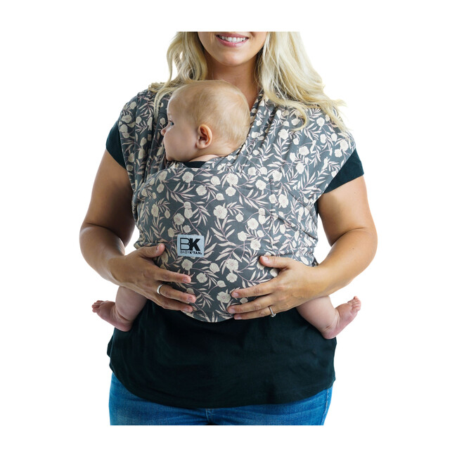 Baby Carrier, Floral