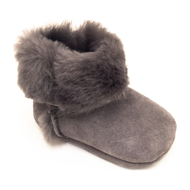 Amour Boots, Grey