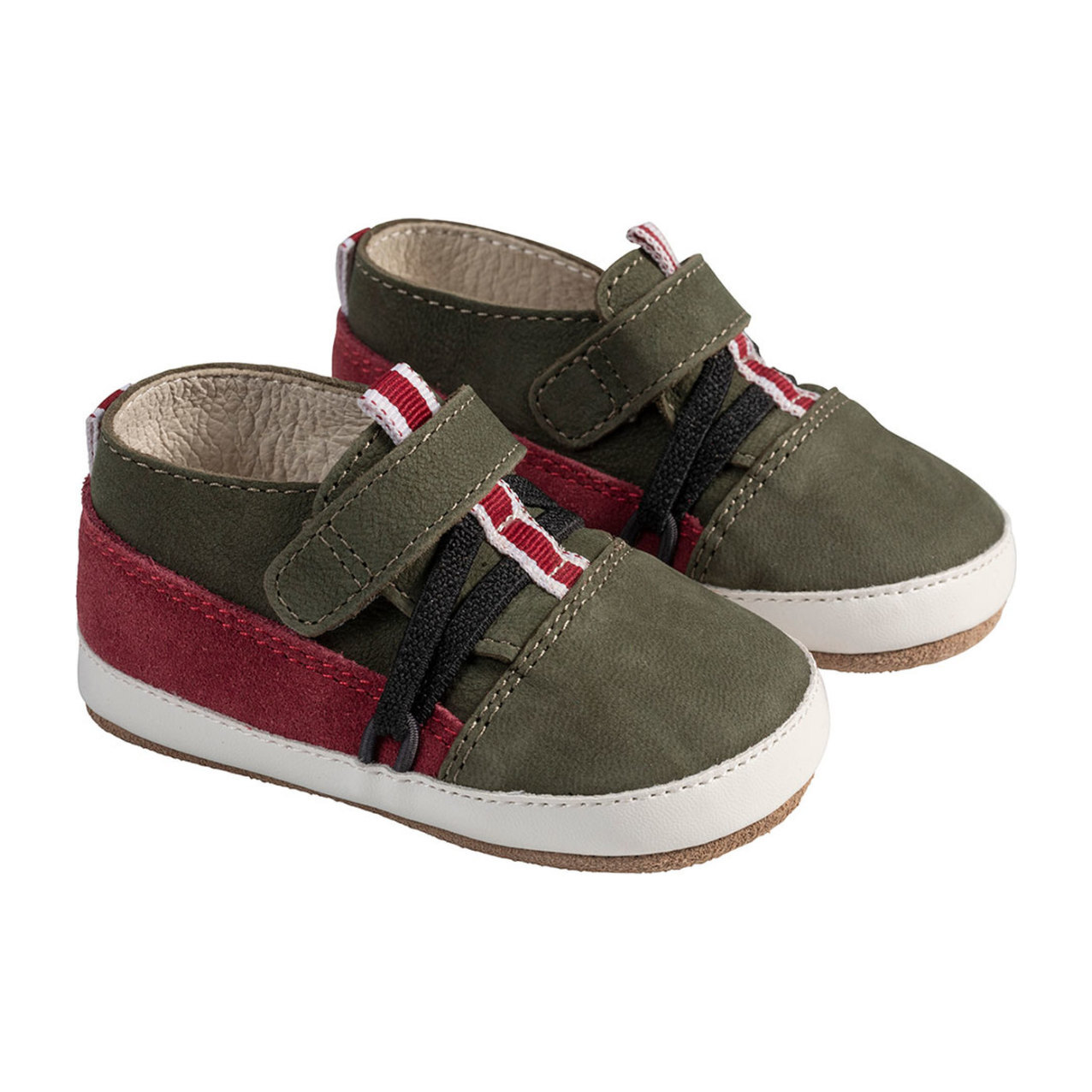 Anthony First Kicks, Olive