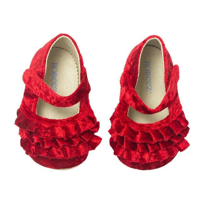 Kate First Kicks, Red Velvet