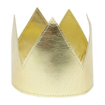 Metallic Crown, Gold