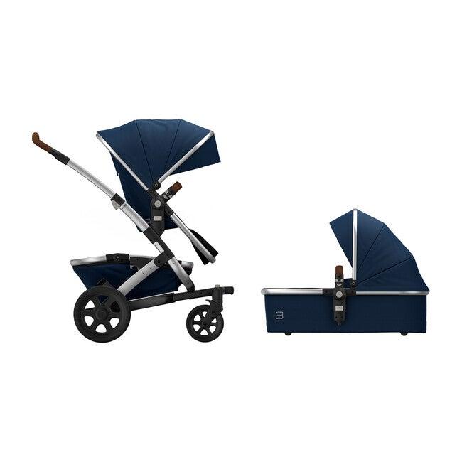 Geo2 Mono Complete Stroller Set, Classic Blue