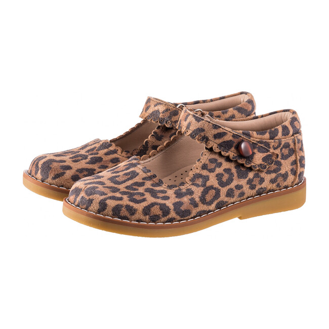 *Exclusive* Mary Jane, Leopard