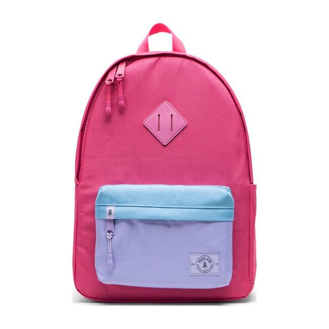 Bayside Backpack, Electric Pink - Backpacks - 0