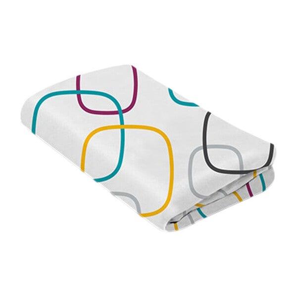 4moms Breeze waterproof bassinet sheets, Multi