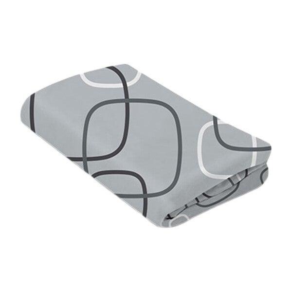 4moms Breeze waterproof playard sheets, Silver
