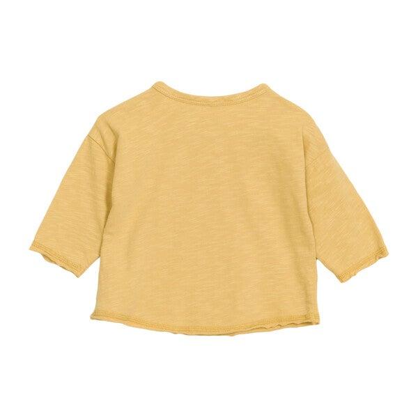 Pocket Tee, Yellow