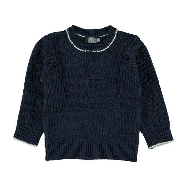 Jules Sweater, Dark Blue