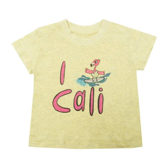 Cali T-Shirt, Lemon