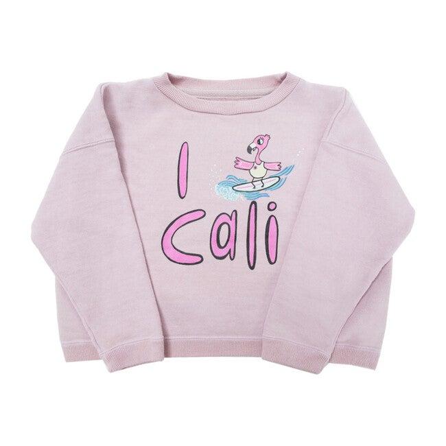 Cali Sweatshirt, Purple