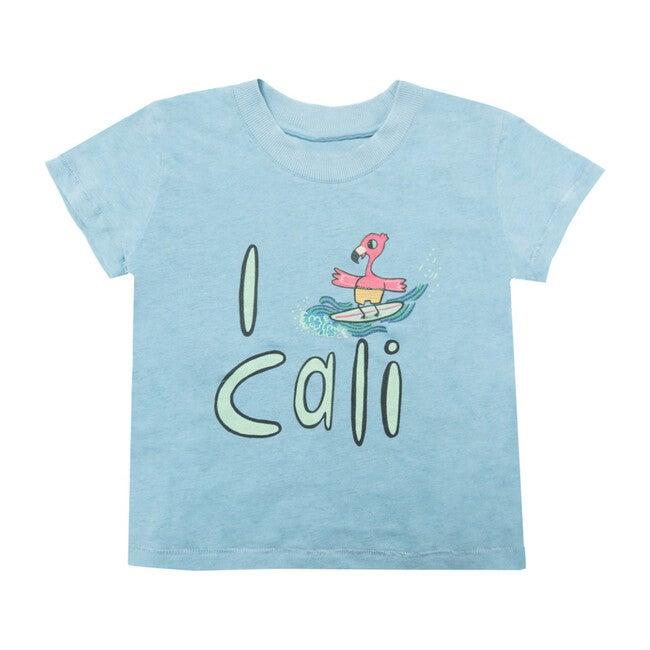 Cali T-Shirt, Blue