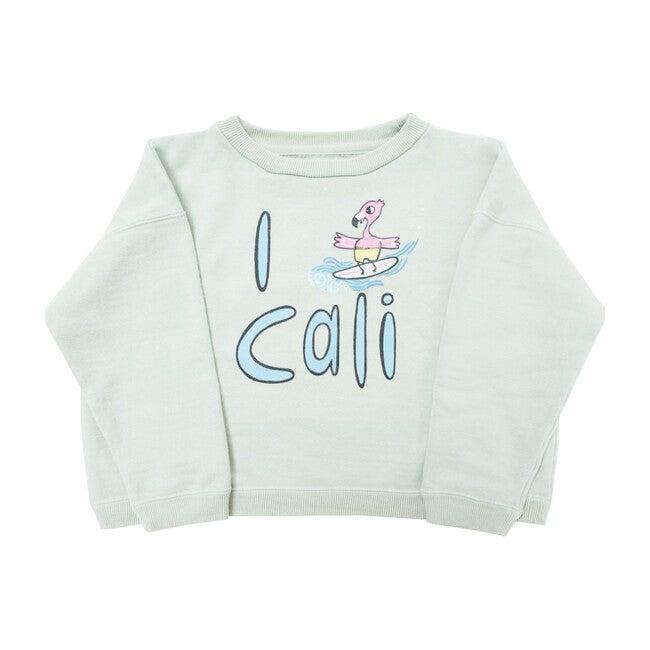 Cali Sweatshirt, Mint