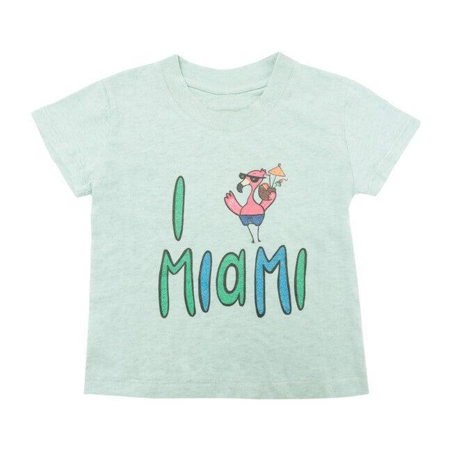 Miami T-Shirt, Mint