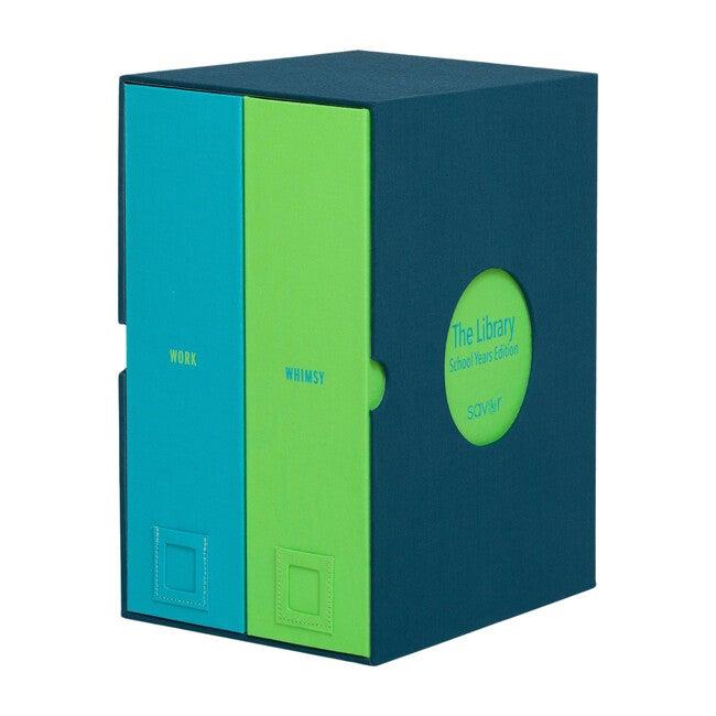 The Library School Years Keepsake Box, Ocean