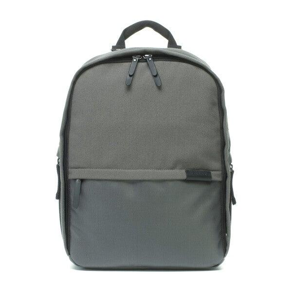 Taylor Backpack Diaper Bag, Charcoal
