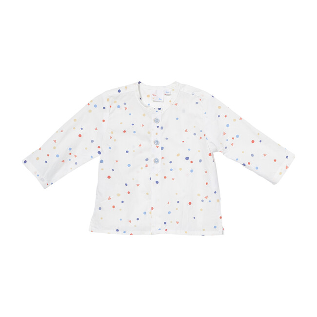 Baby Lupo Shirt, Signature Dot